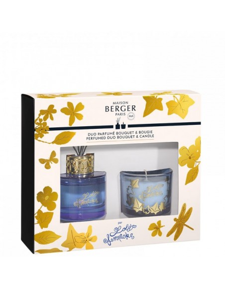 Duo Mini Bouquet Lolita Lempicka Maison Berger Paris