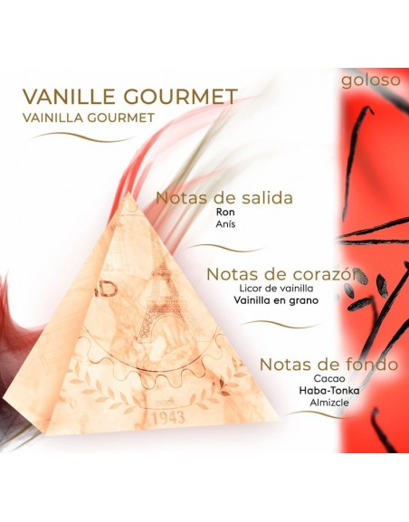 Vanille Gourmet 500ml