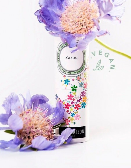Soft Perfume Zazou, 5g SABÉ MASSON