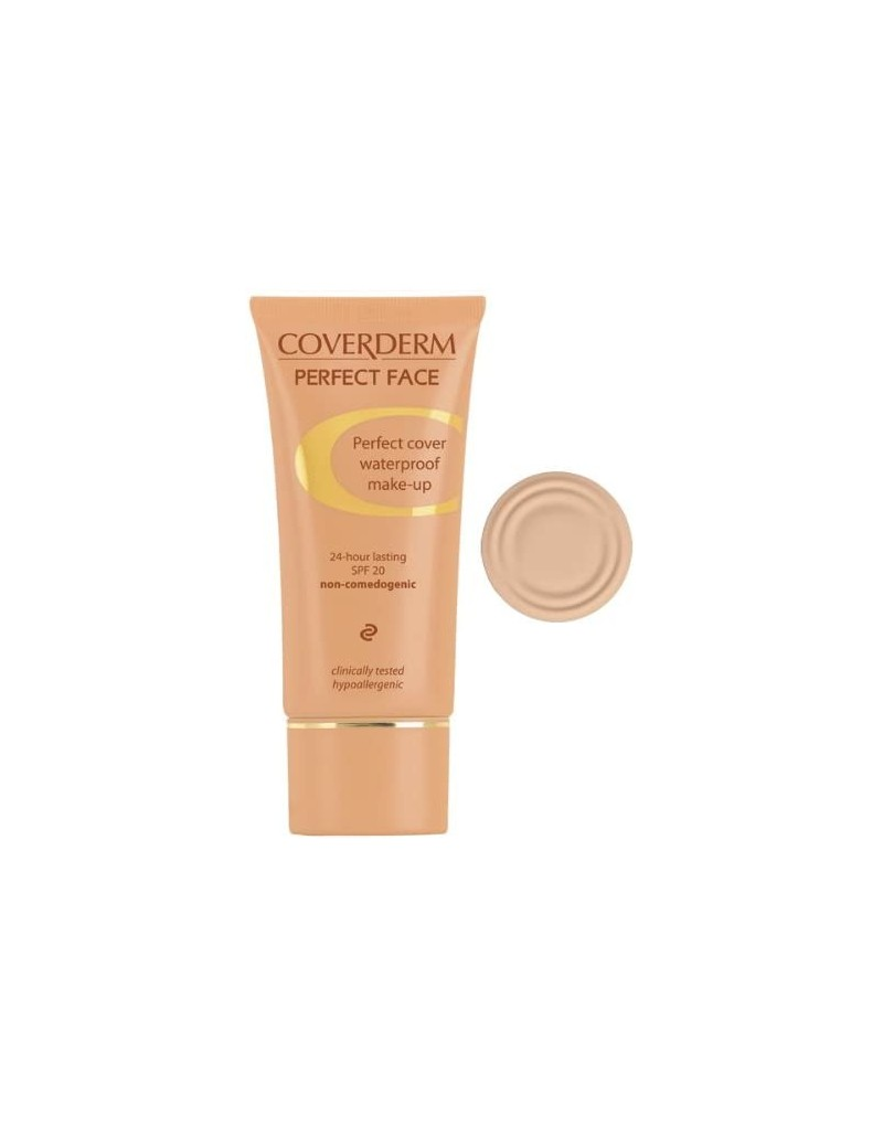 Perfect Face, 30ml Coverderm