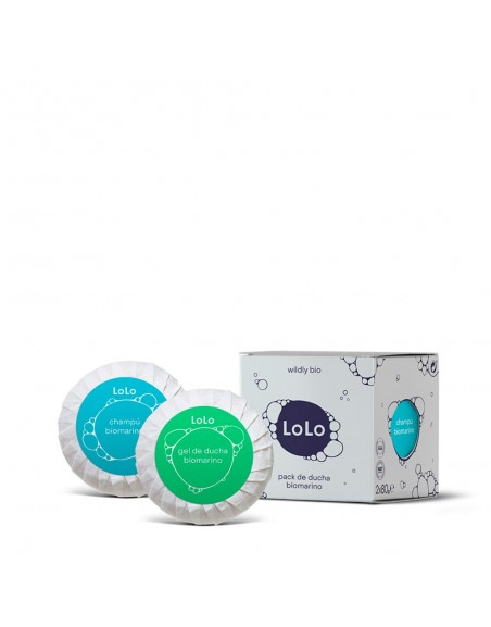 Pack Ducha Zero Waste