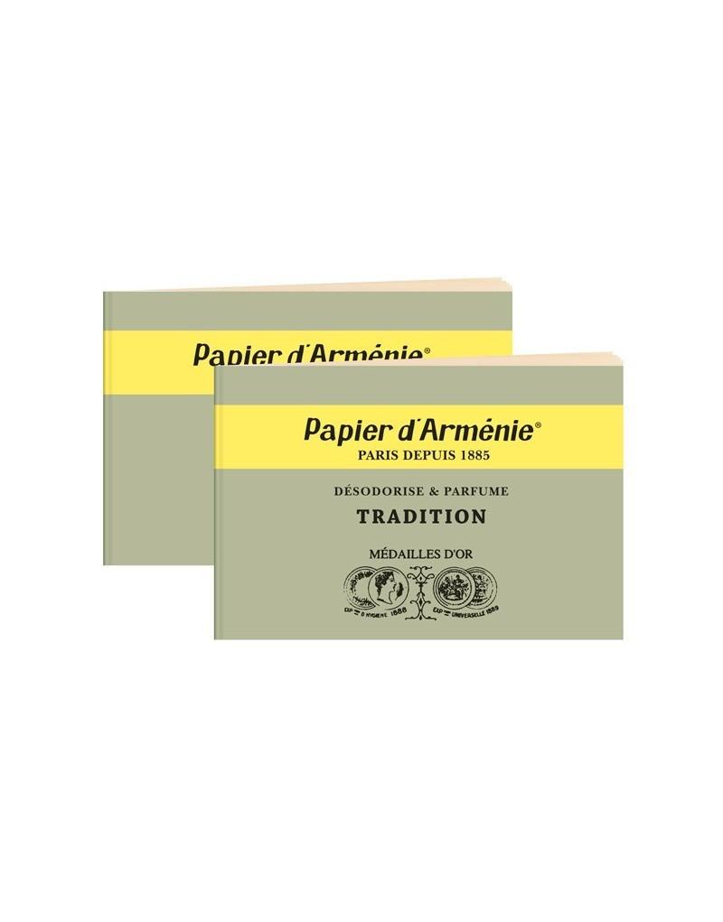 Carnet Tradition Papier d´Arménie