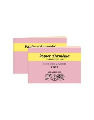 Carnet Rose · Papier d'Arménie