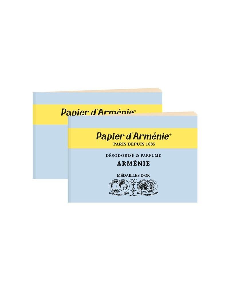Carnet Arménie Papier d´Arménie