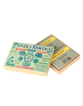 Caja 1900 · Papier d'Arménie
