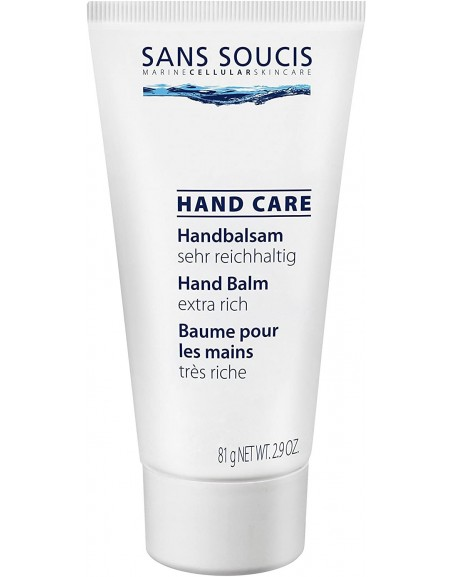 Hand Balm Extra Rich 75ml Sans Soucis