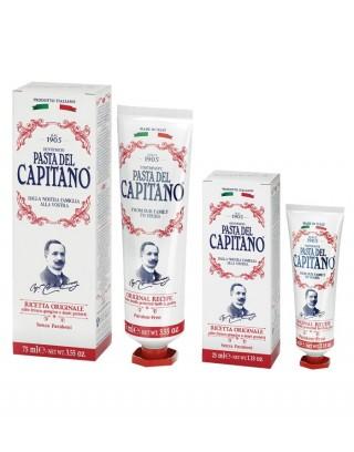 Ricetta Originale Pasta del Capitano 1905