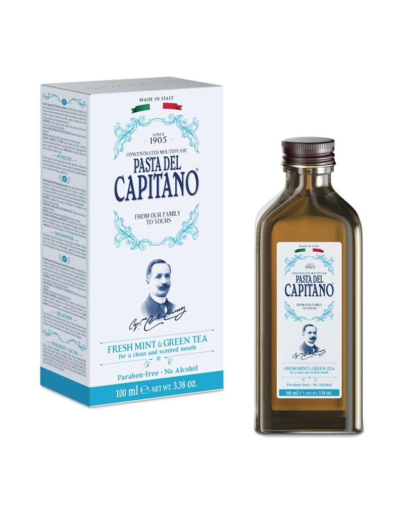 Fresh Mint & Green Tea 100ml Pasta del Capitano 1905