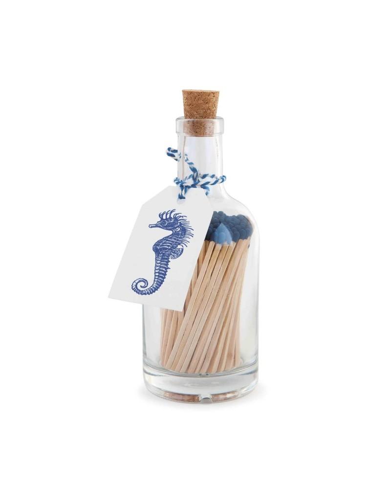Bottle Matches Seahorse Archivist