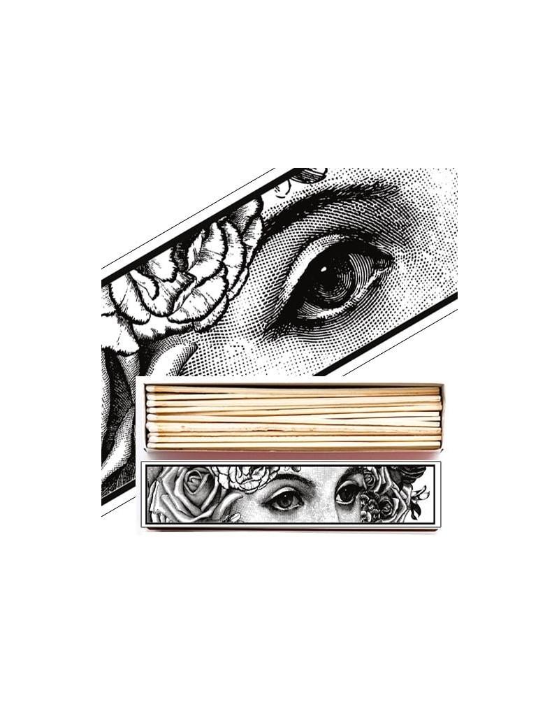 Long Matchbox Wide Eyes Archivist