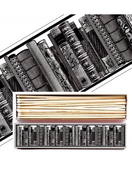 Long Matchbox Books
