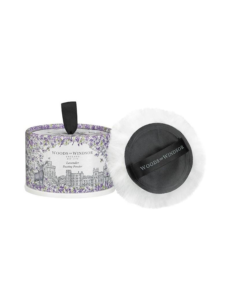 Lavender Dusting Powder 100g Cuerpo