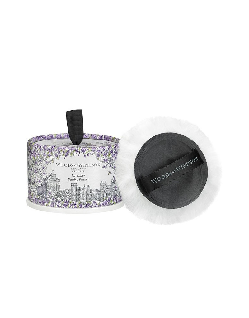 Lavender Dusting Powder Cuerpo