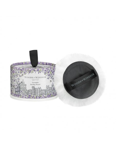 Lavender Dusting Powder 100g