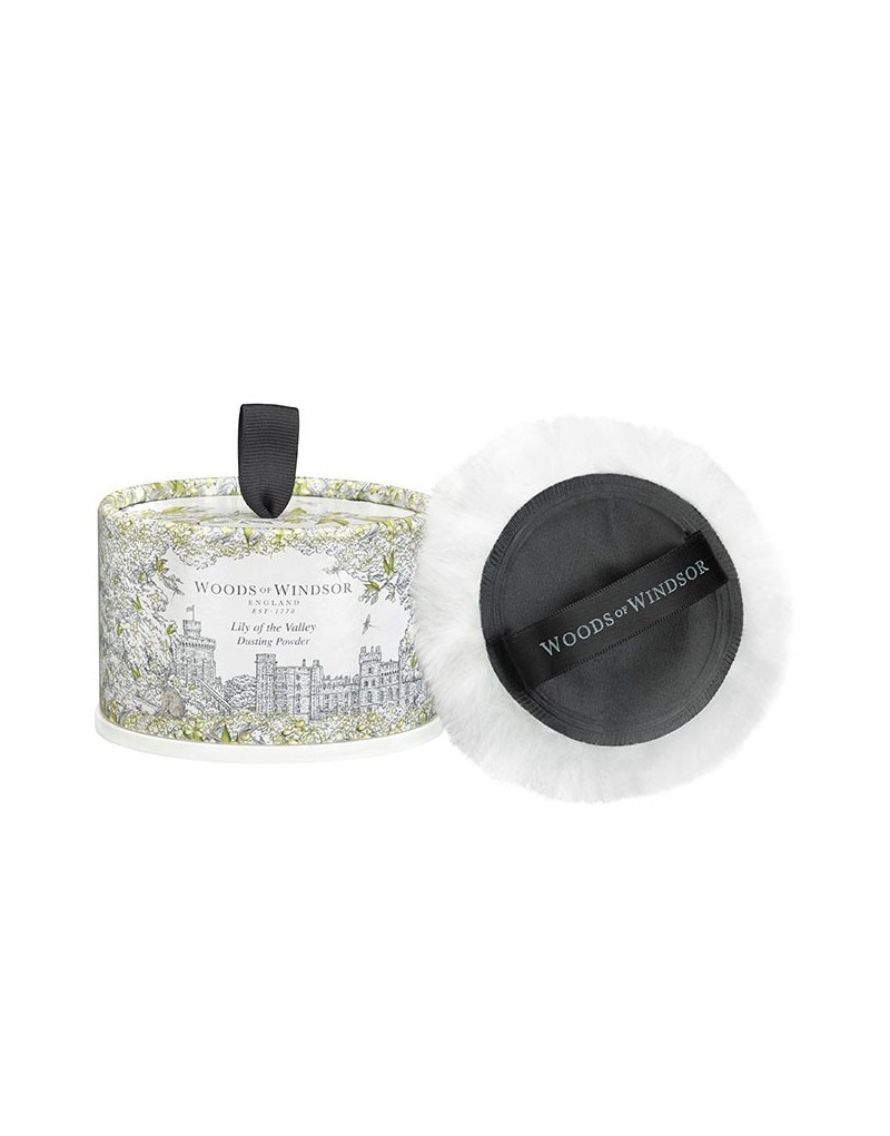 Lily of the Valley Dusting Powder 100g Cuerpo