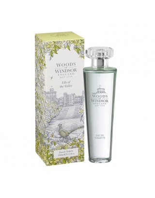Lily of the Valley EDT, 100ml WOODS OF WINDSOR