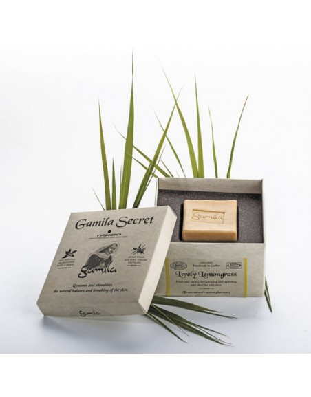Lively Lemongrass, 115g Gamila Secret