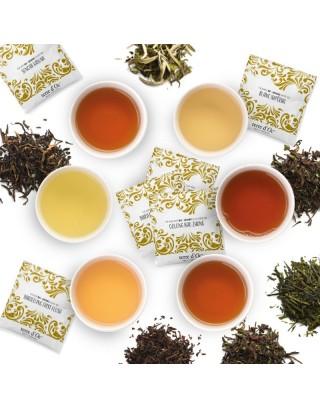 Ma sélection de thés bio d'origine Terre D´OC