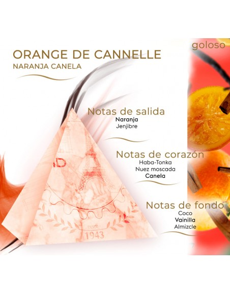 Orange de Cannelle 500ml Recambios