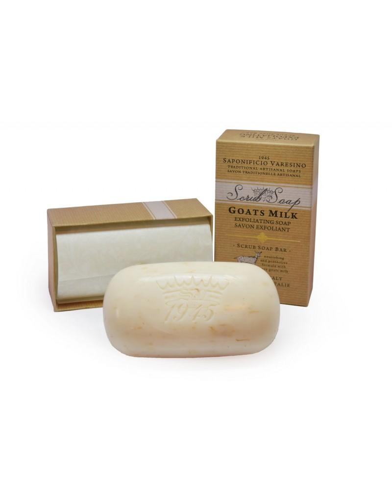Jabón exfoliante, 300g · Leche de cabra Jabones