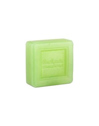 Jabón de glicerina, 100g · Aloe CARTHUSIA