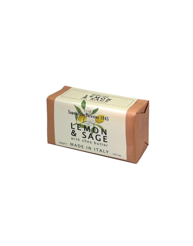 Jabón, 300g · Limón y Salvia Jabones
