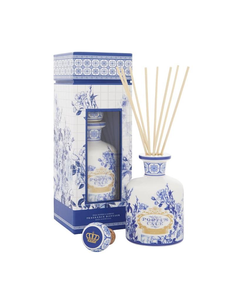 Gold & Blue Fragrance Diffuser Portus Cale