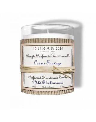 Bougie Parfumée · Cassis Sauvage Durance Hogar|Regalo