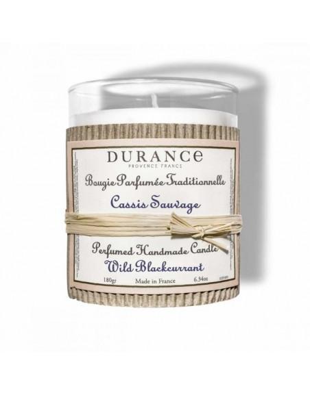Bougie Parfumée · Cassis Sauvage Durance Hogar Regalo