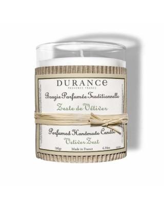 Bougie Parfumée · Zeste de Vétiver Durance Hogar|Regalo