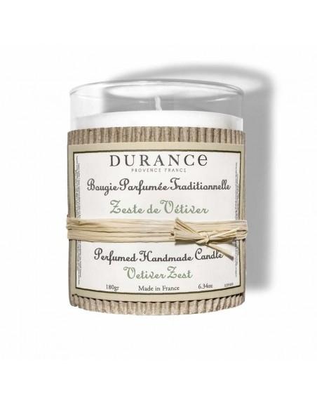 Bougie Parfumée · Zeste de Vétiver Durance Hogar Regalo