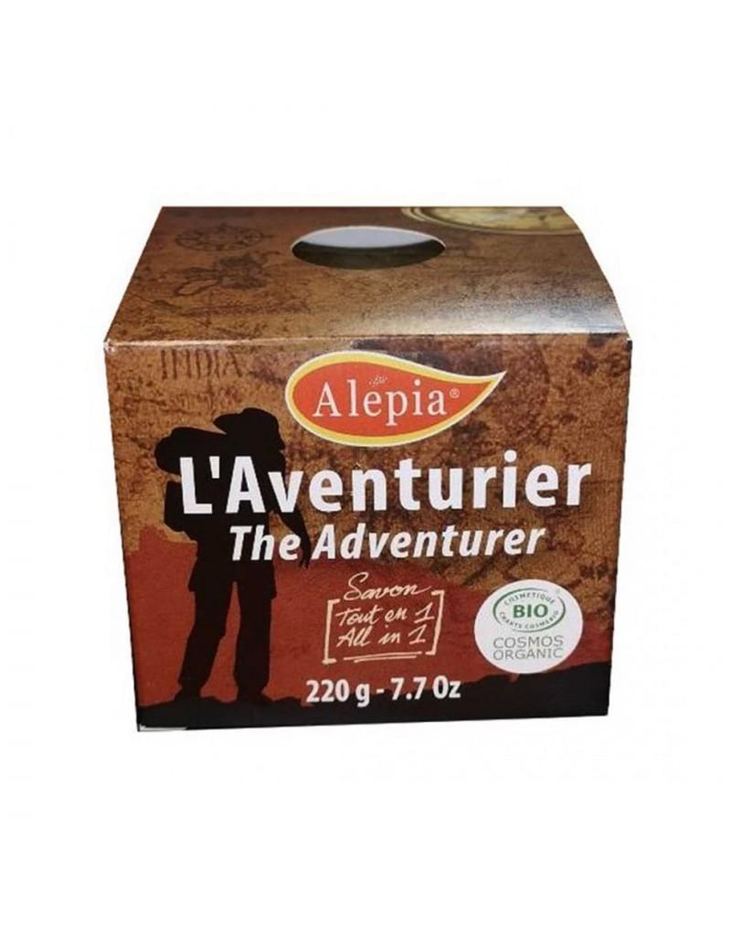Jabón de Alepo L'Aventurier, 220g Jabones