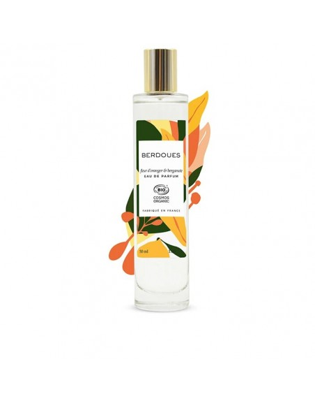 Fleur d'Oranger & Bergamote · BIO BERDOUES