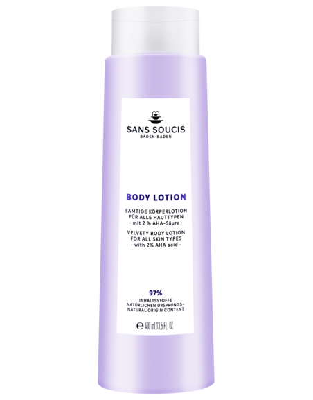 Body Lotion · 400ml Sans Soucis