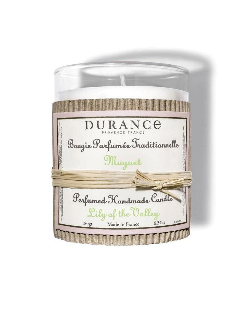 Bougie Parfumée · Muguet Durance Hogar|Regalo
