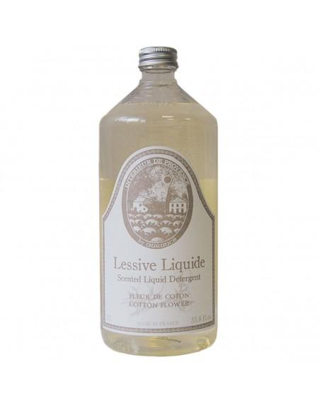 Lessive liquide Fleur de Coton Durance