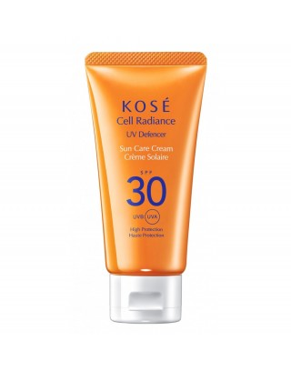 Sun Care Cream SPF30, 50ml Kosé Cell Radiance