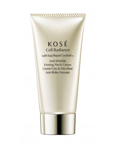 Anti-Wrinkle Firming Neck Cream, 75ml Kosé Cell Radiance
