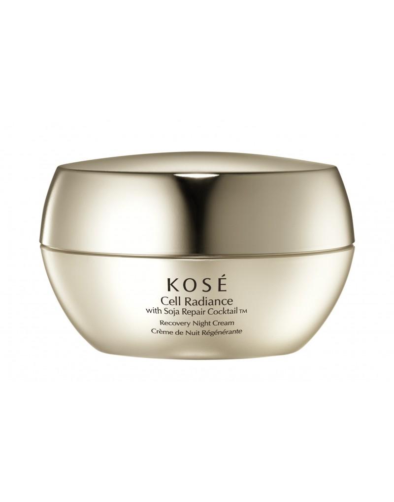 Recovery Night Cream, 40ml Kosé Cell Radiance
