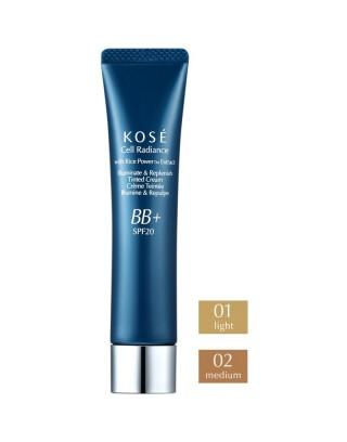 Illuminate & Replenish BB Cream, 40 ml Kosé Cell Radiance