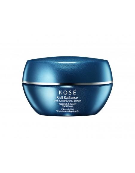 Replenish & Renew Night Cream, 40ml Kosé Cell Radiance