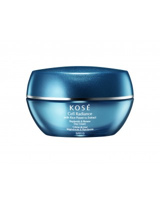 Replenish & Renew Day Cream SPF15, 40ml Kosé Cell Radiance