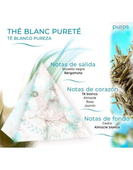 Thé Blanc Pureté 500ml PUROS
