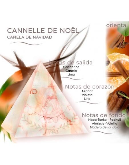 Cannelle de Noël 500ml Recambios
