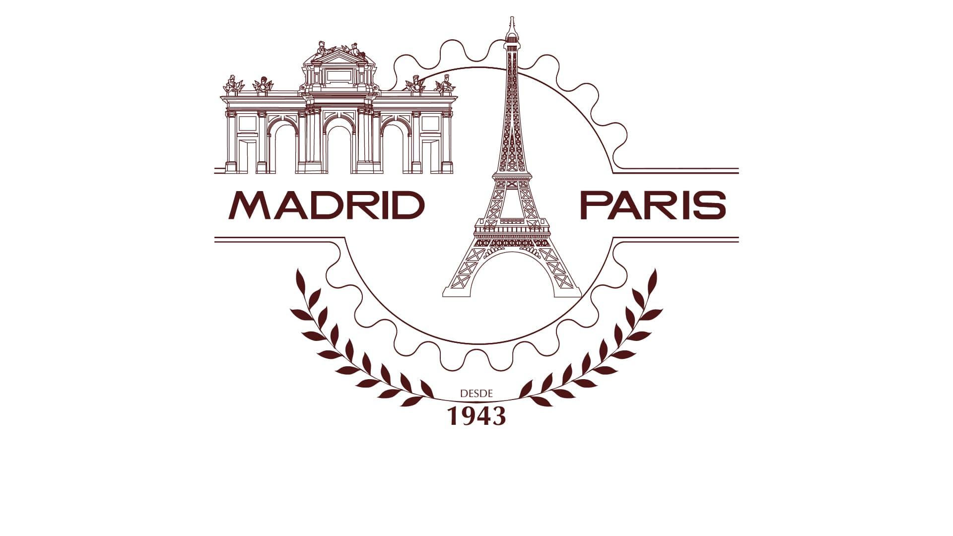 Primer logotipo de la perfumería