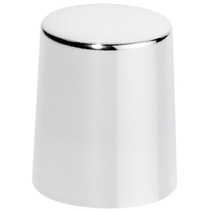Tapón de apagado plata