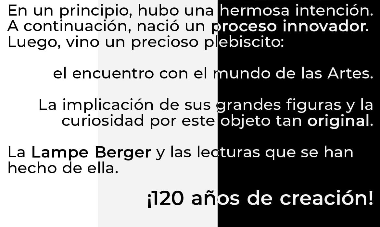 La Lampe Berger y las lecturas que se han hecho de ella.