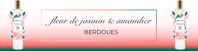 Bandeau Jazmin Bio Berdoues