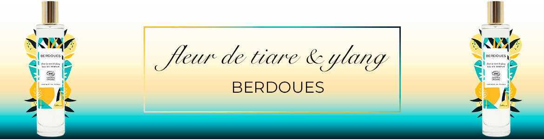 Bandeau Tiare Bio Berdoues