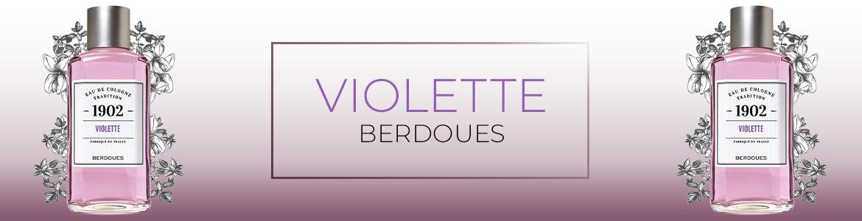 Bandeau Violette Berdoues